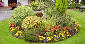 landscaping samples - Landscaping Pictures